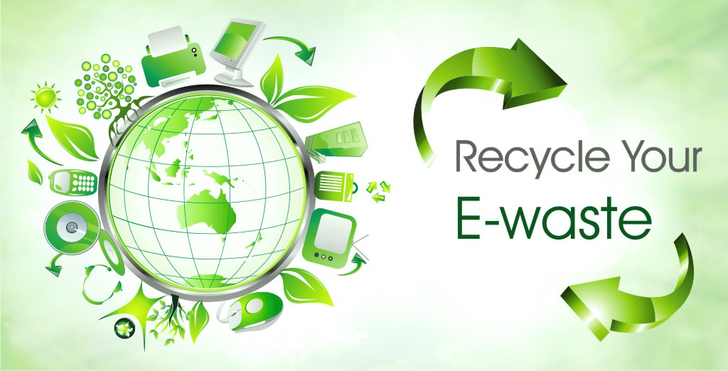 An Overview Of Electronic Waste Management Approaches