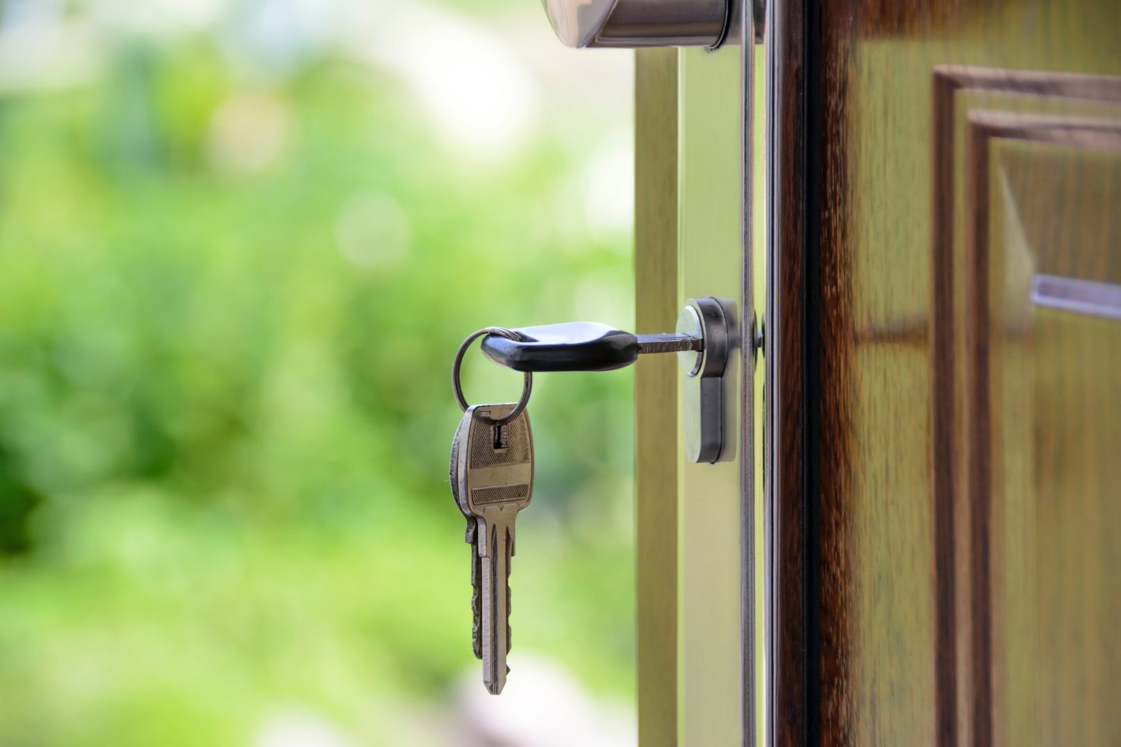 improve your Front Door Security